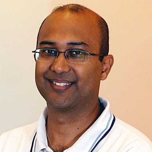Dr. med. Arnob Roy